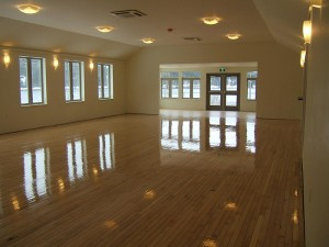 Shiney New Floors